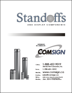 Standoffs catalogue