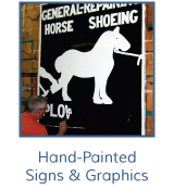 Hand-Painted Signs and Graphics